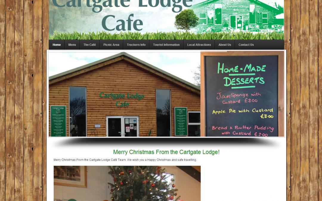 Cartgate Lodge Cafe