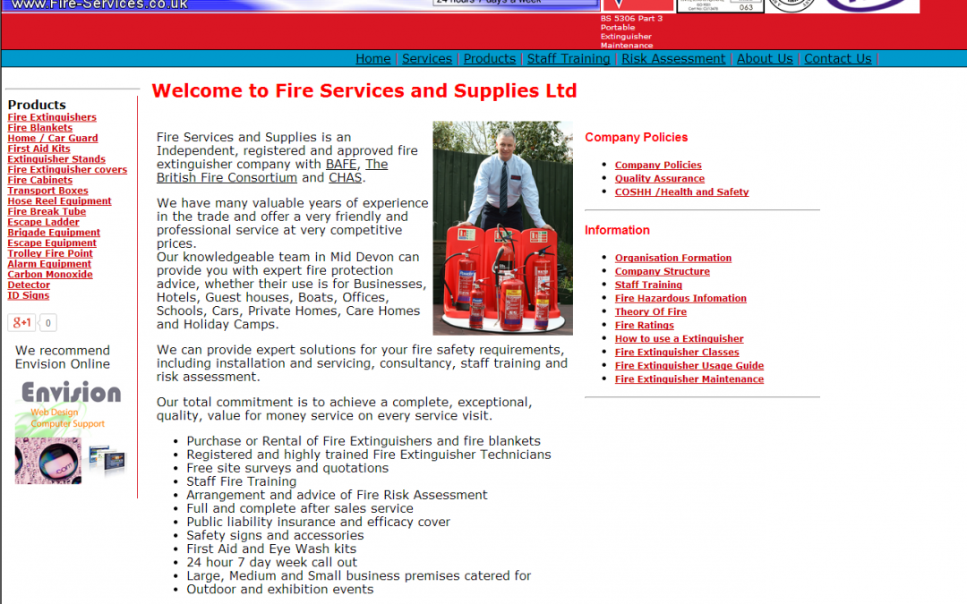 Fire Services and Supplies Limited