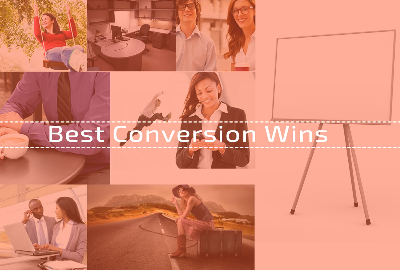 BEST CONVERSATION WINS – Graphic Design by Envision