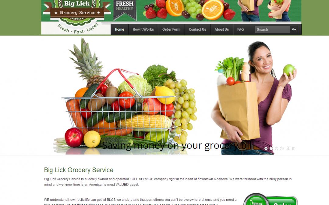 BigLick Grocery