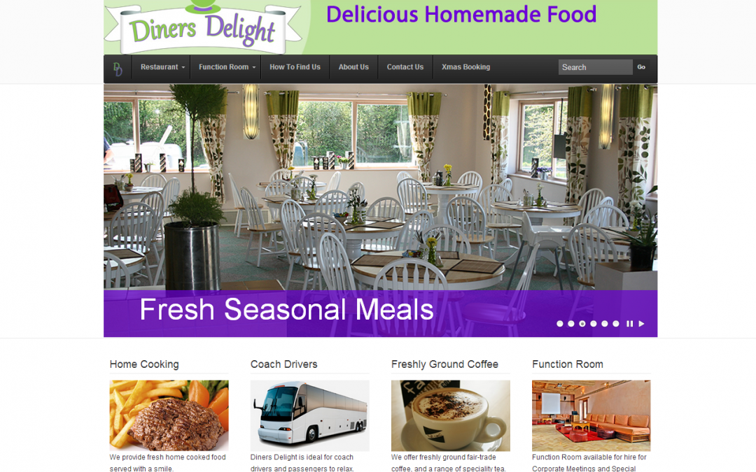 Diners Delight Cafe